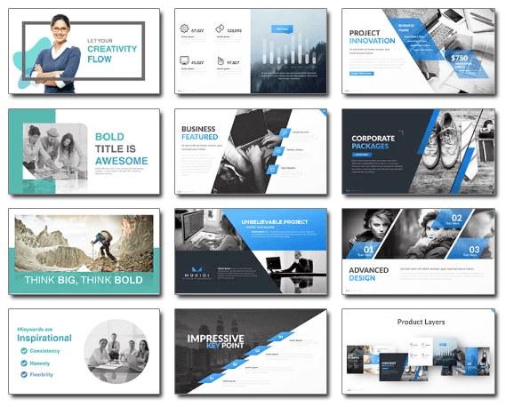 Профессиональная презентация PowerPoint купить на заказ
